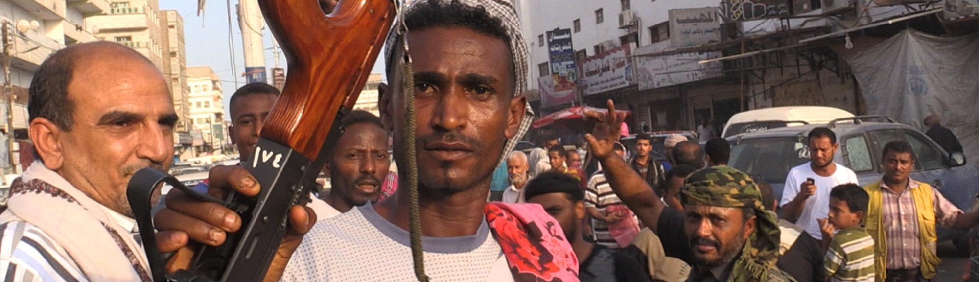 The Siege of Aden