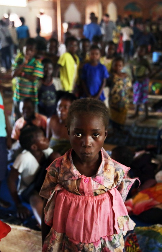 War in the Central African Republic