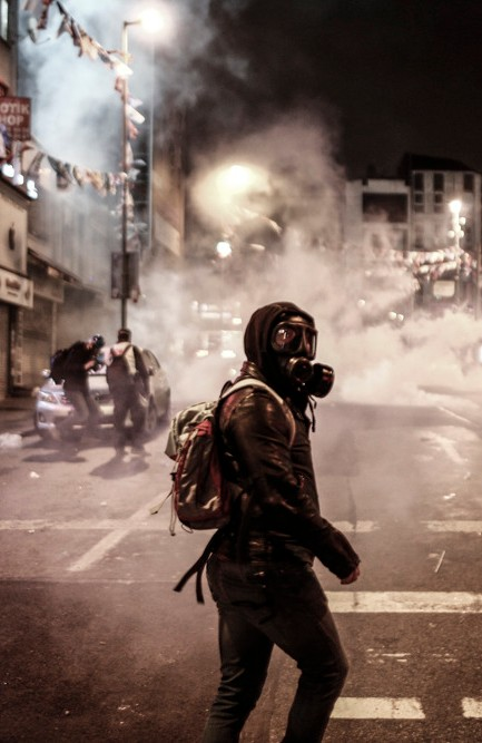 Protests in Turkey