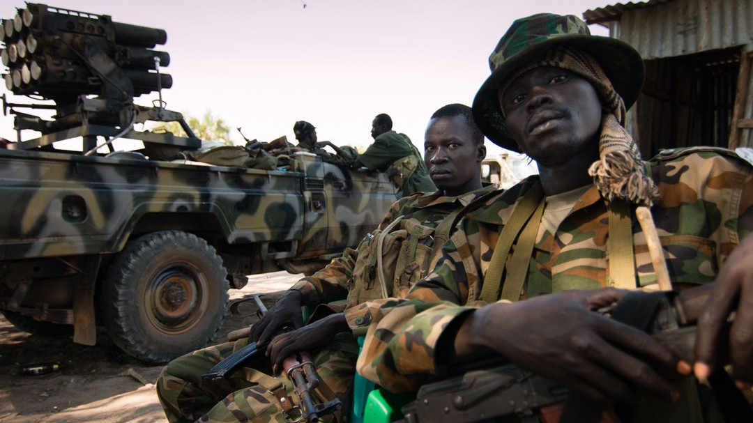 Ambushed in South Sudan (Part 2 of 5)