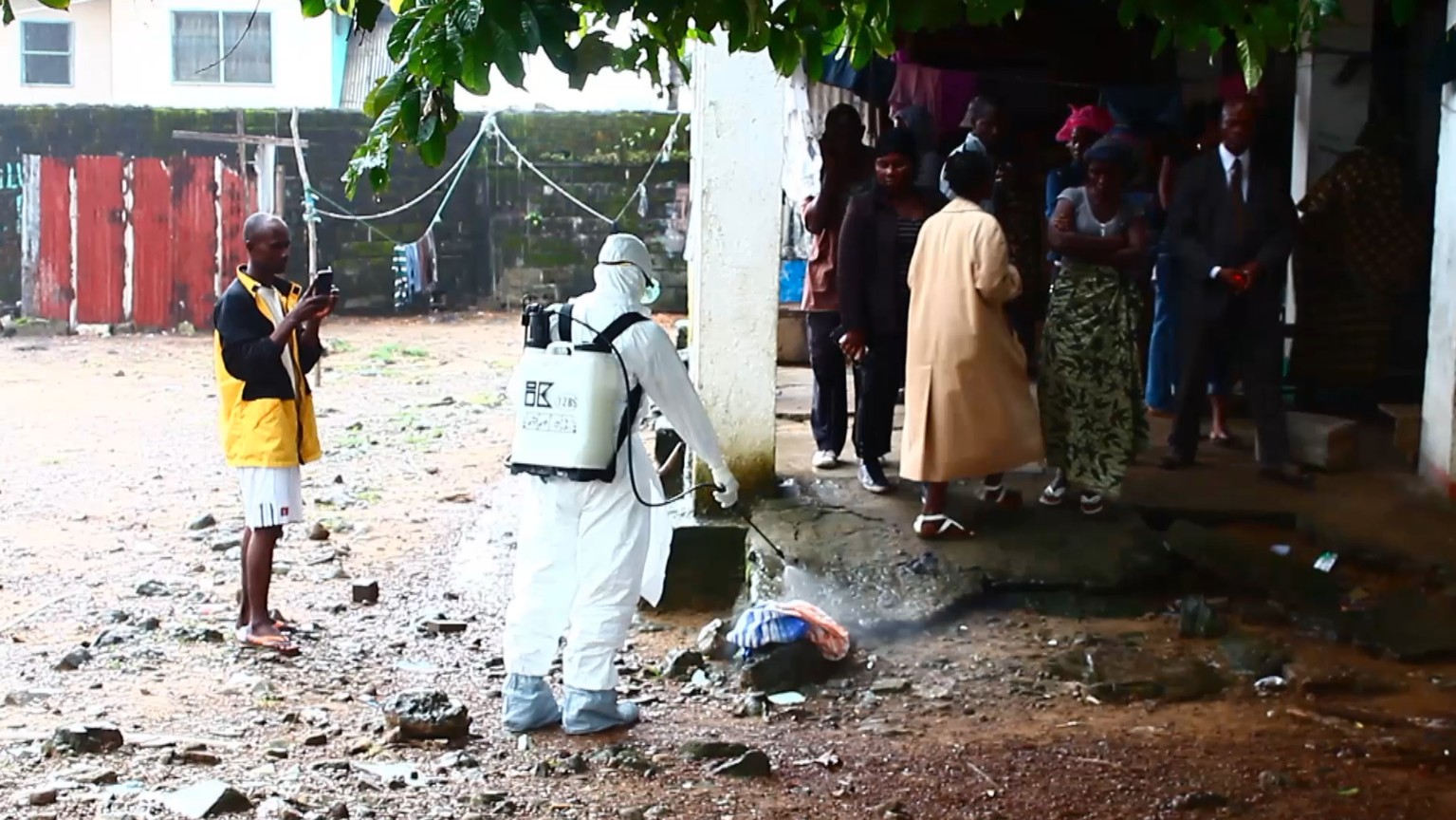 Concern Grows Over Spread of Ebola in Liberia: This Just In