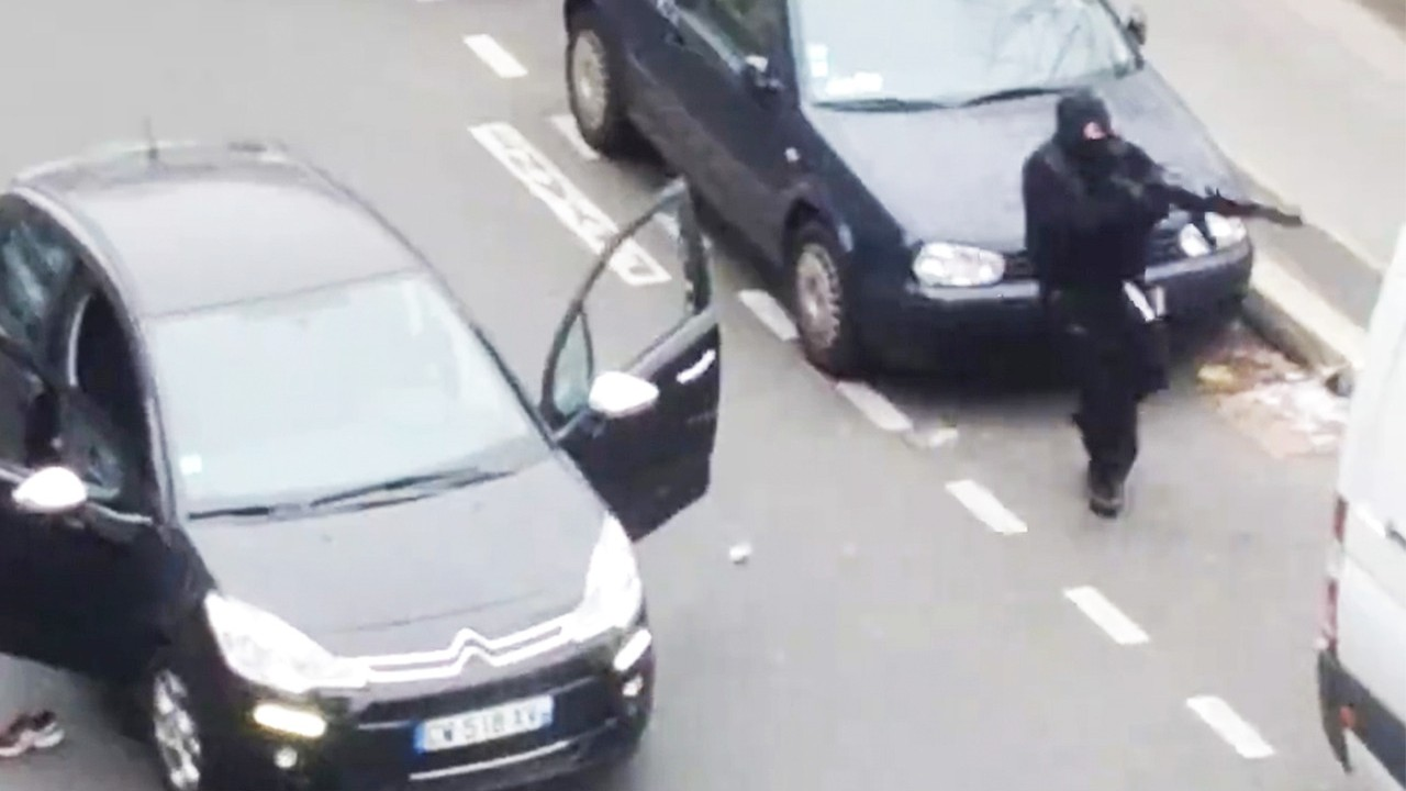 This Just In: Gun Attack on French Satirical Magazine