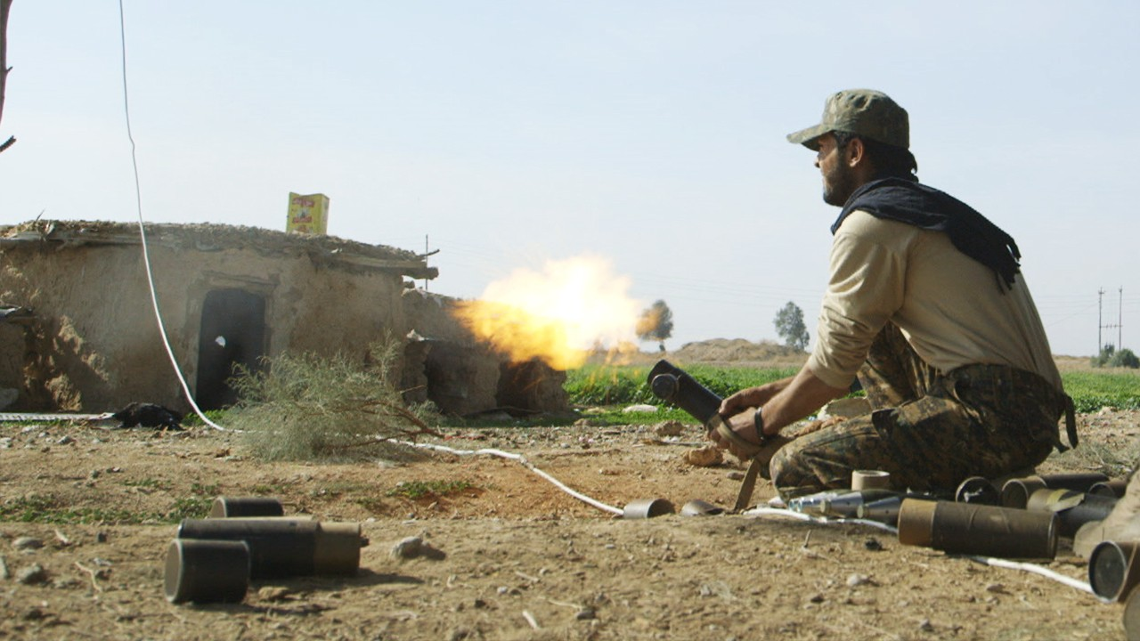 Firing Mortars on the Islamic State (Excerpt from 'Shia Militias vs. the Islamic State')