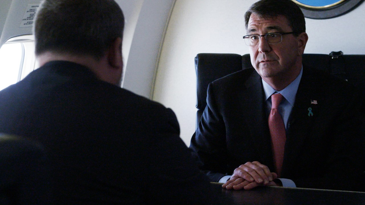 Shane Smith Interviews US Secretary of Defense Ashton Carter (Trailer)