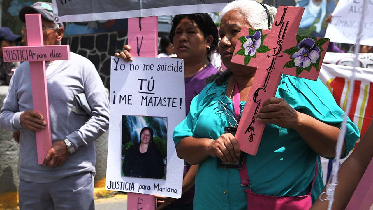 A Mother Fighting for Justice (Excerpt from 'The Murdered Women of the State of Mexico')