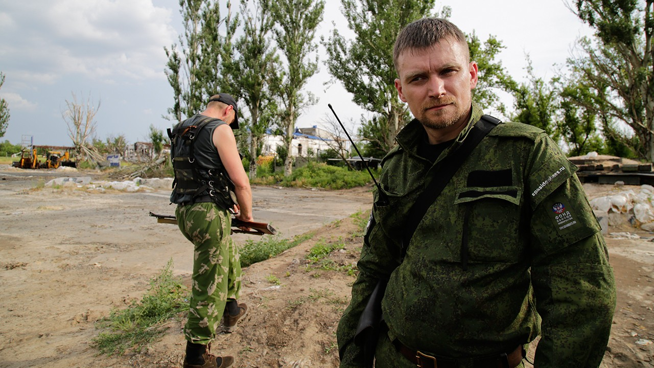 On The DNR Frontline: Ukraine's Failed Ceasefire (Part 1)