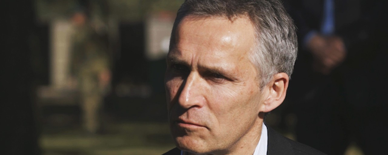 VICE News Meets NATO Secretary General Jens Stoltenberg (Excerpt from 'The Russians Are Coming: NATO's Frontier)