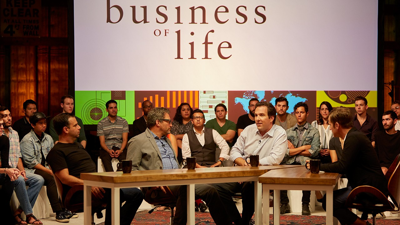 DIY Filmmaking and the End of Hollywood - The Business of Life (Episode 10)