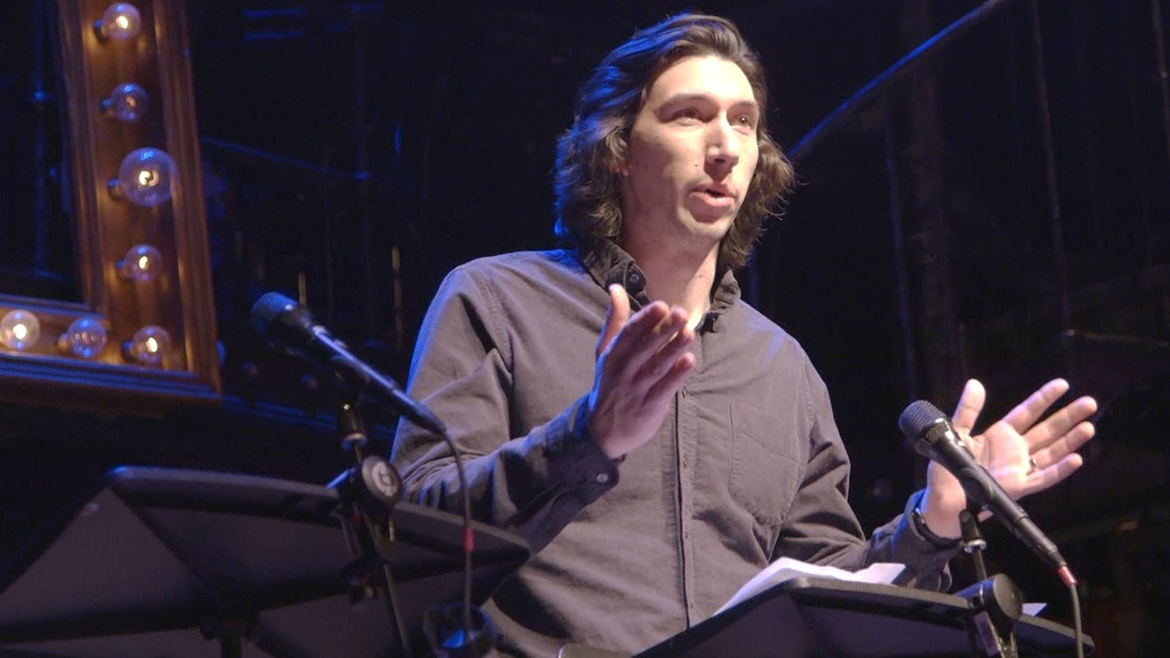 Bringing Theater to the Military: Arts in the Armed Forces with Adam Driver (Trailer)