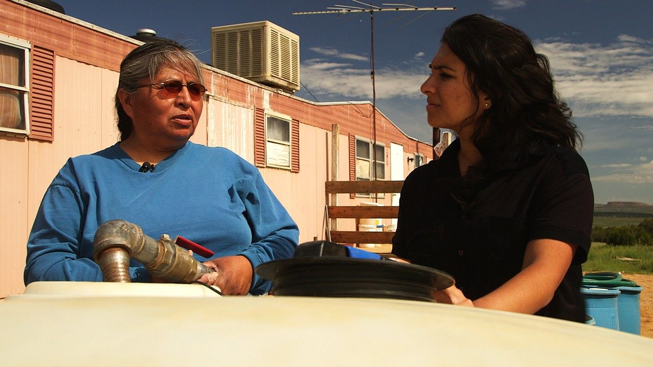 On The Line: Neha Shastry Discusses the Navajo Nation's Contaminated Water