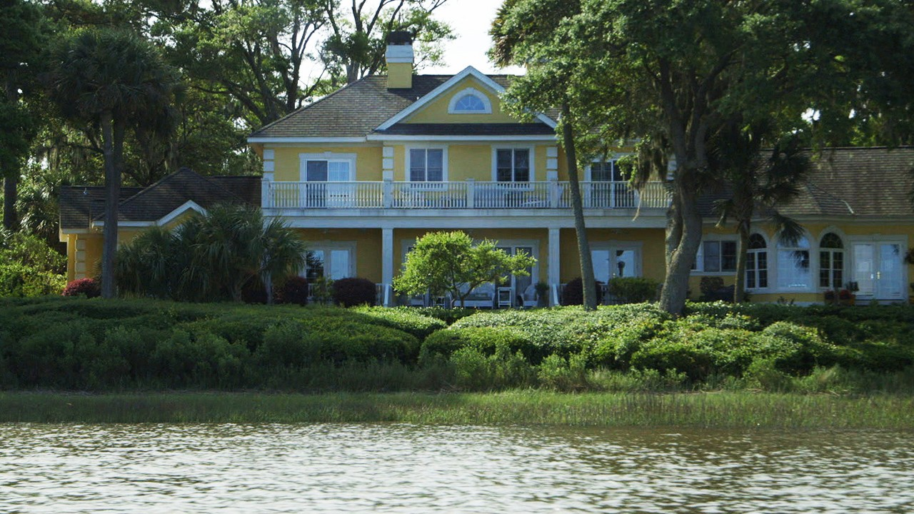 Waterfront Mansions Taking Over (Extra Scene from 'Gullah Geechee Nation')