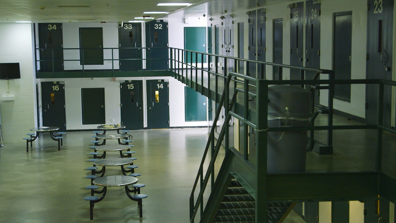 New Hampshire's Prison Detox (Trailer)
