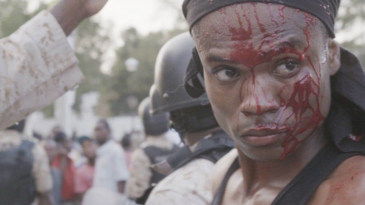 Protesters and Police in Bloody Clashes: Haiti's Power Struggle (Dispatch 1)