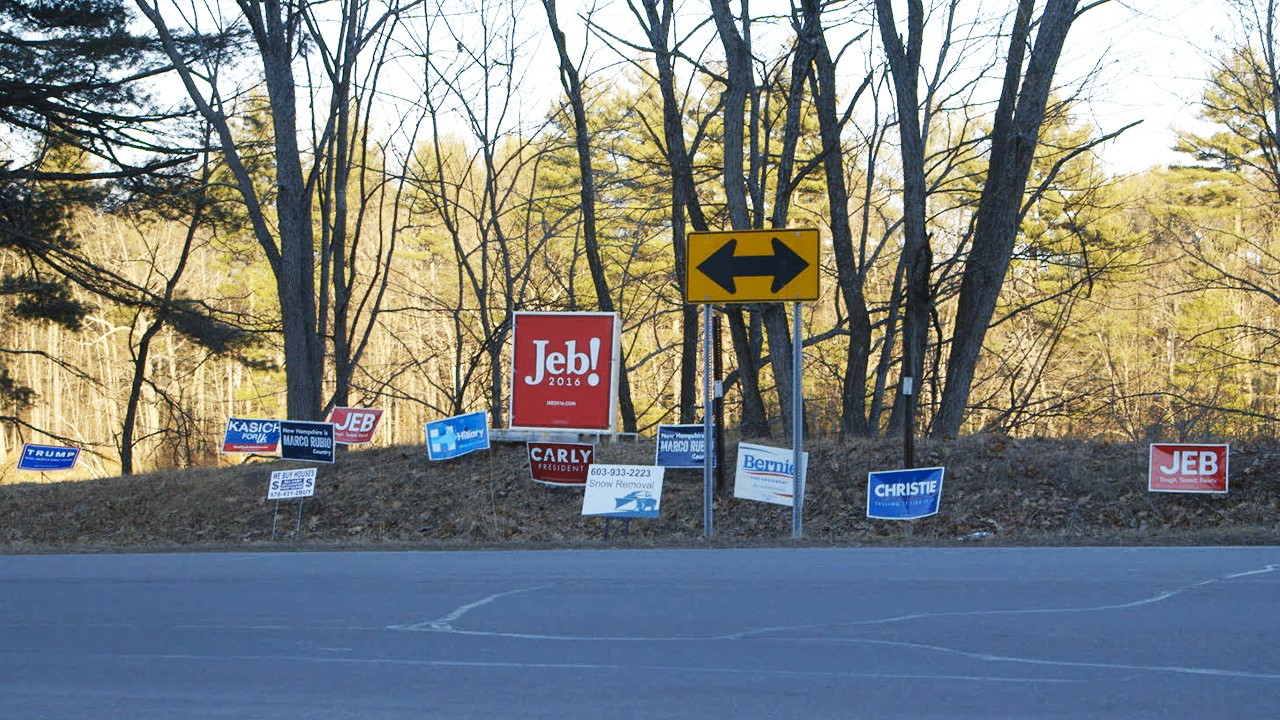 Campaigns Vs. Super PACs: Spot the Difference (Extra Scene from 'Gunning for New Hampshire')