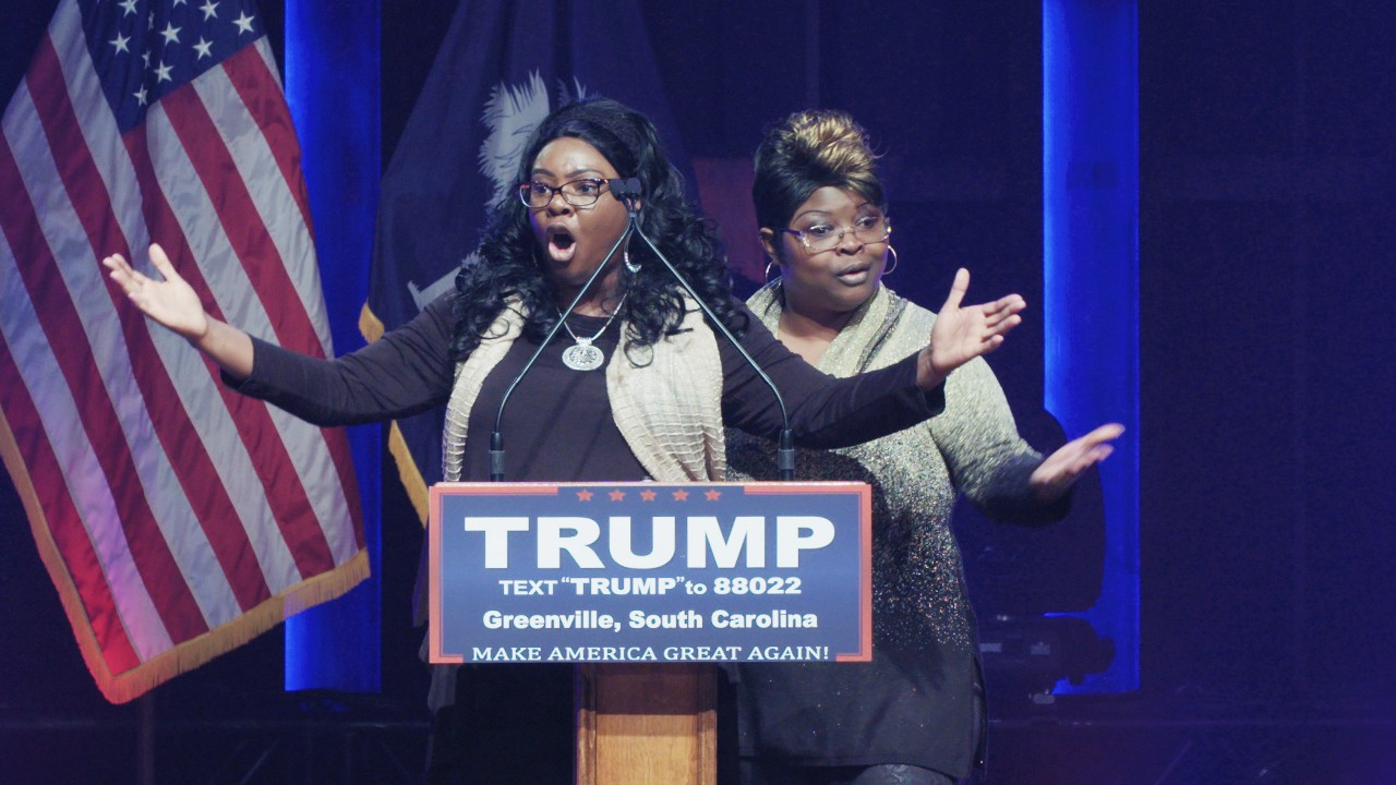2 Trump Girls: Meeting The Donald's Super Fans, Diamond and Silk