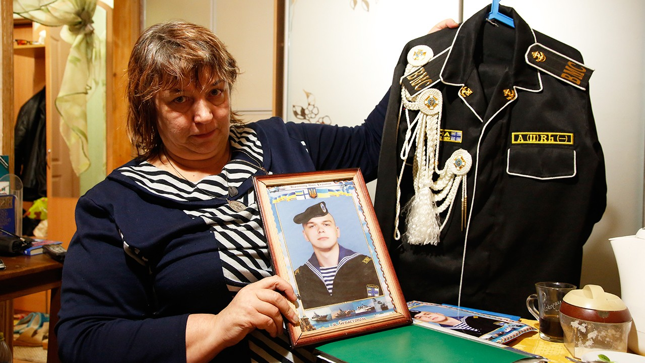 The Struggle to Find Ukraine's Missing Soldiers