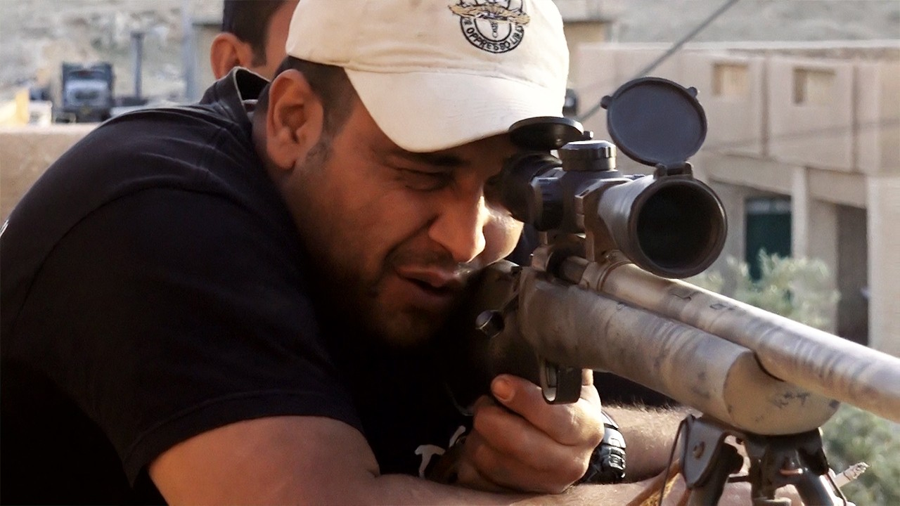A Sniper In Iraq's Golden Division Remembers His Fallen Comrade