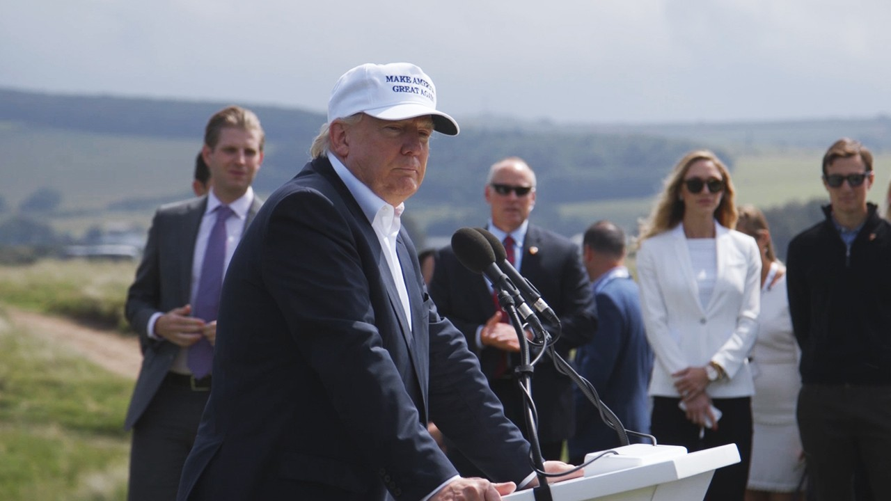 Donald Trump applauds Brits for taking their country back