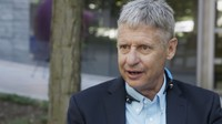 Libertarian presidential candidate Gary Johnson courts disaffected voters in Cleveland's Preview Image