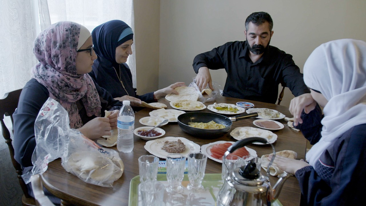 Syrian refugee family in Cleveland: 'Today we cannot go outside'