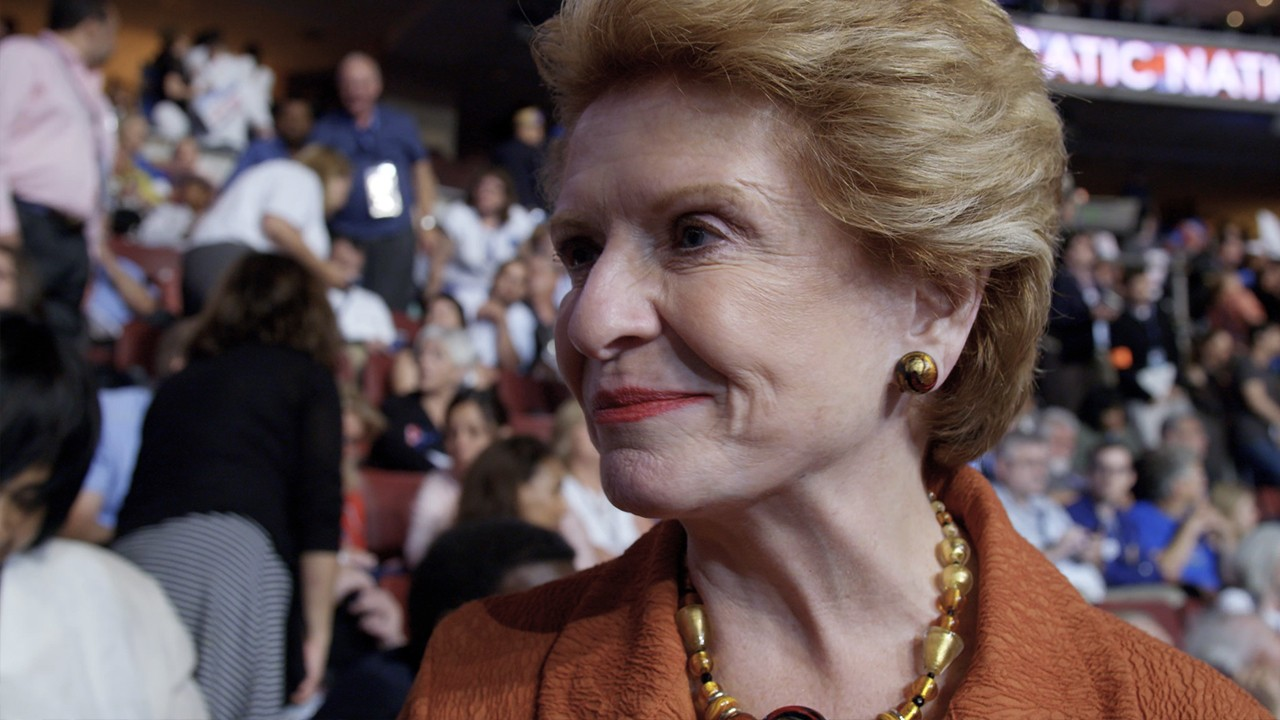 Debbie Stabenow reflects on Hillary Clinton becoming the first woman major party nominee
