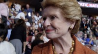 Debbie Stabenow reflects on Hillary Clinton becoming the first woman major party nominee's Preview Image